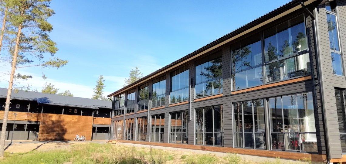 Vuokrataan yksiö Kalajoki Hiekkasärkät   K&H Kiinteistöt