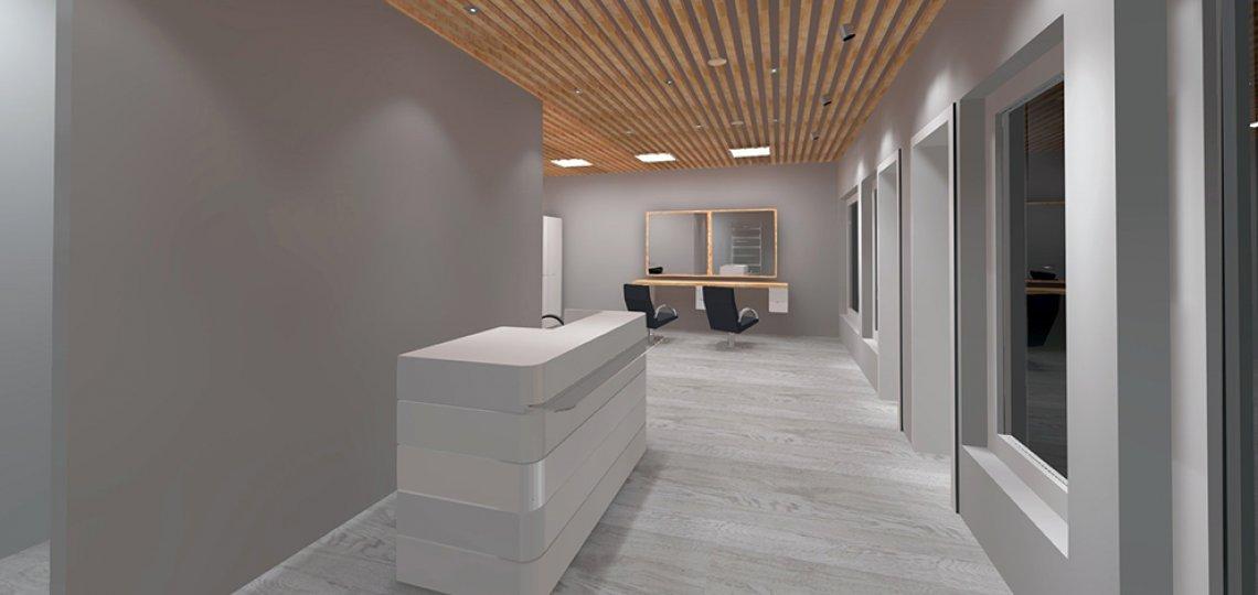Vuokrattava liiketila, kampaamo, Kalajoki | K&H Kiinteistöt
